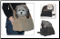 Designer Dog Suede Shoulder Carrier