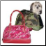 Camouflage Dog Carrier Bag