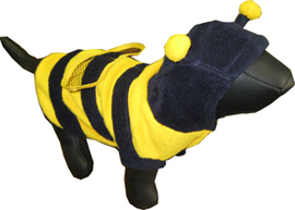 Busy Bee dress costume for dog/pet